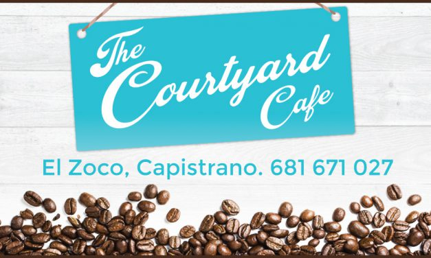 The Courtyard Cafe, Nerja