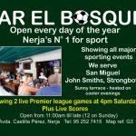 Bar El Bosque, Nerja