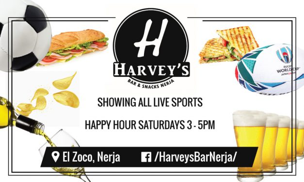 Harvey's Bar and Snacks, Nerja