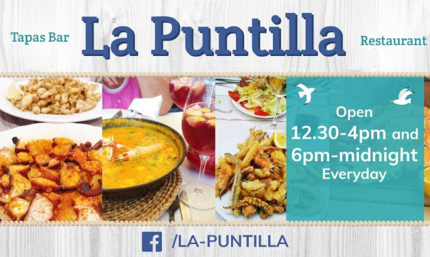La Puntilla, Tapas Bar and Restaurant Nerja