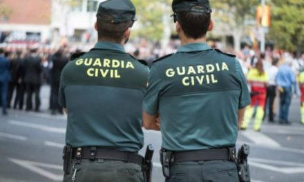 Guardia officer dies from gunshot