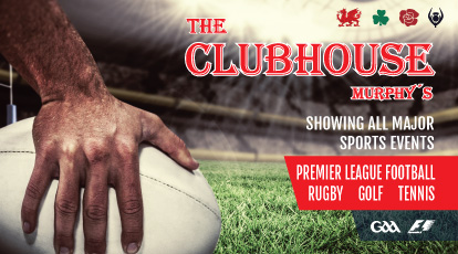 The Clubhouse Sports Bar – Murphy's