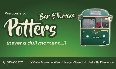 Potters Bar & Terrace Nerja