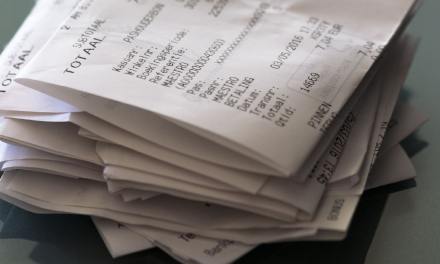 Granada researchers warn on toxic receipts