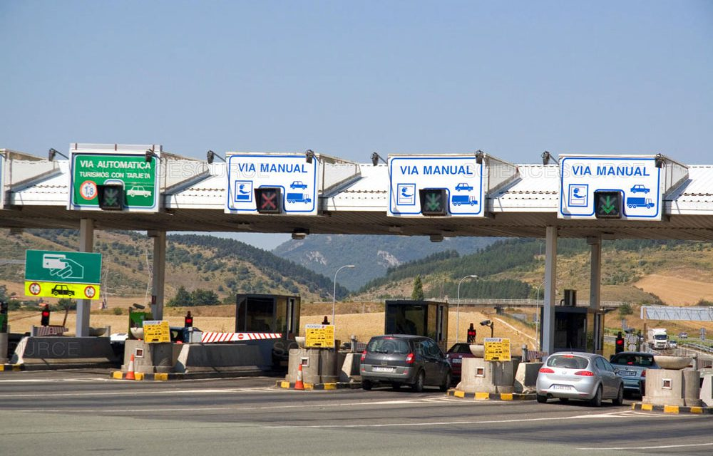 State motorways slash tolls