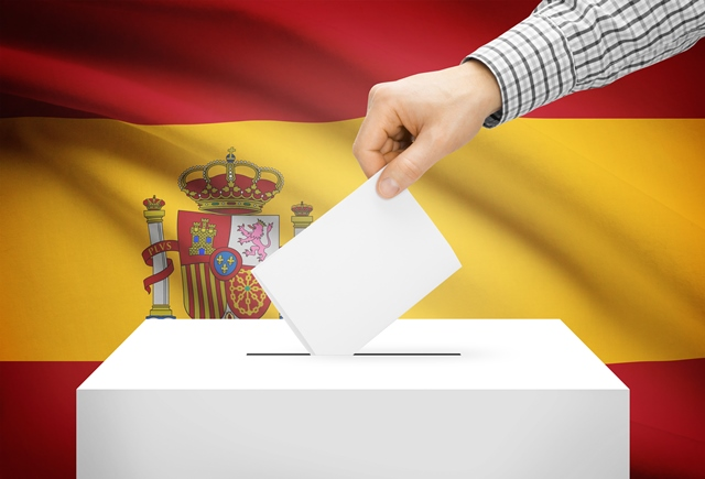Voters turn out in Spain