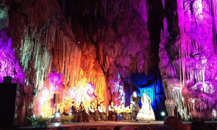 No more concerts in the caves