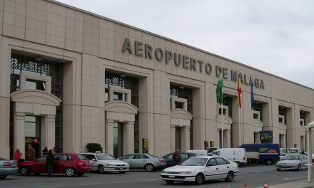 Tension at Málaga's airport
