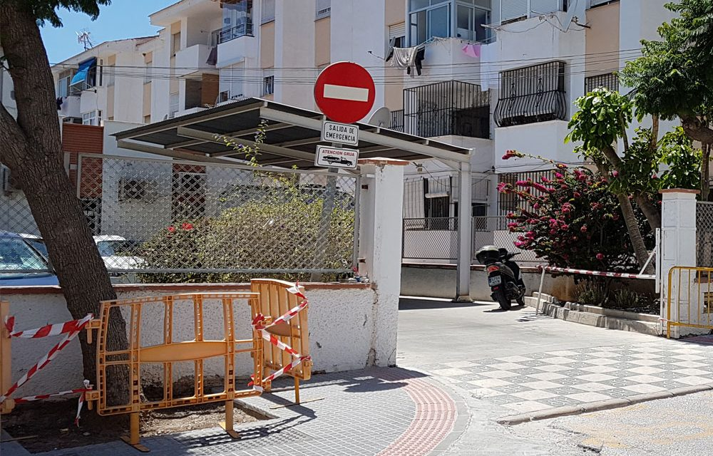 Two important Nerja projects